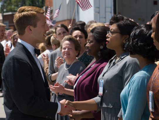 Hidden Figures: girls and pearls