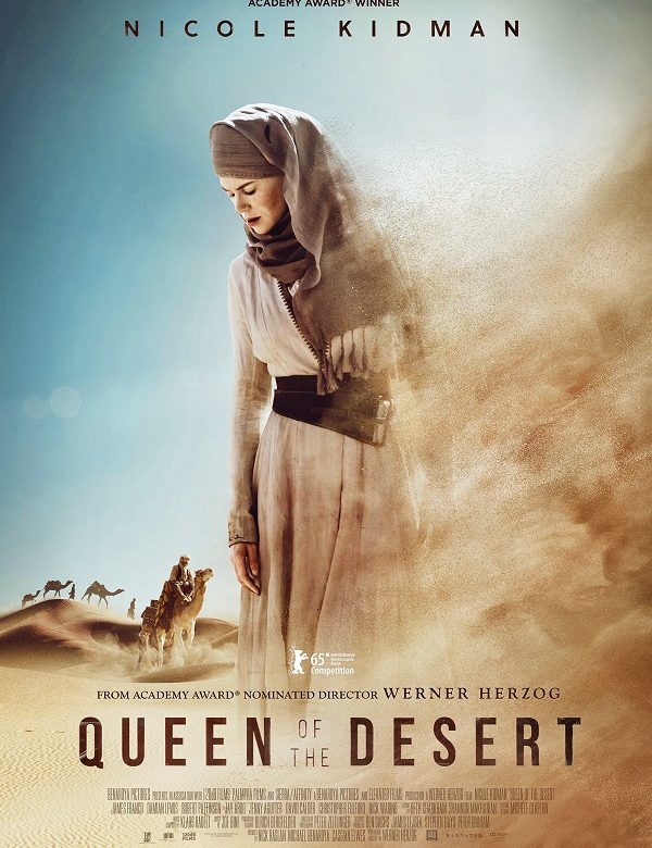 "Jan Rants about Werner Herzog's ""Queen of the Desert"" (2015)"