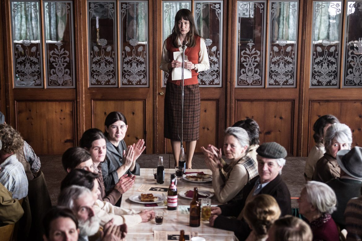 Petra Volpe, director of 'The Divine Order,' takes lighthearted approach to suffrage