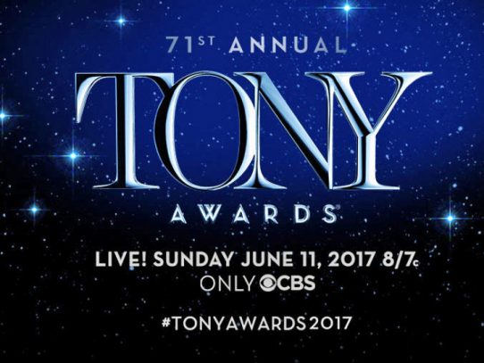 Women will complete in all writing/directing categories at the 2017 Tony Awards