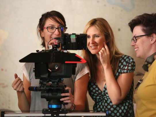 'The Wedding Invitation' director takes ownership of script, hires all-female crew