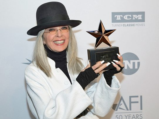 AFI honors the incomparable Diane Keaton