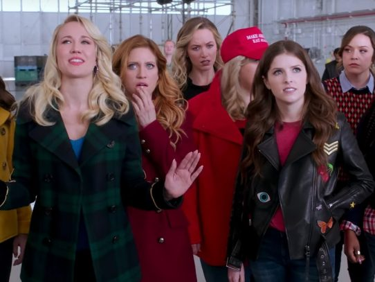 'Pitch Perfect 3' aca-awesome? To some.
