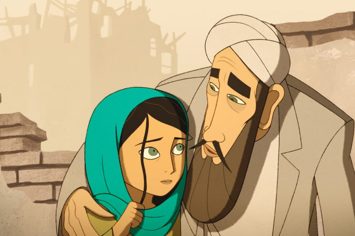 Director Nora Twomey on 'The Breadwinner' Oscar nom