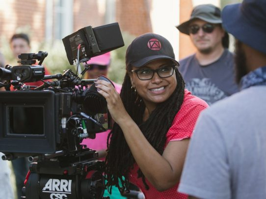 'I'm the boss': Ava DuVernay gets standing ovation at 'A Wrinkle in Time' screening