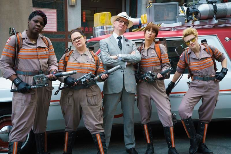Paul Feig champions female voices in film with 'Powderkeg' digital company