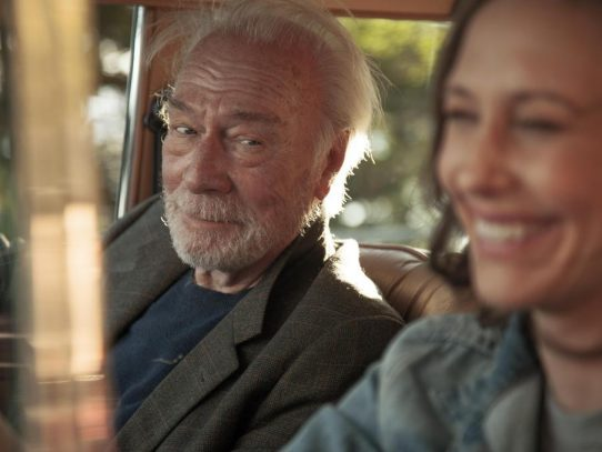 'Boundaries' director Shana Feste talks father-daughter road trip film