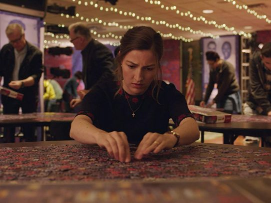 'Puzzle' director Turtletaub talks female-centric film, collaborating genders