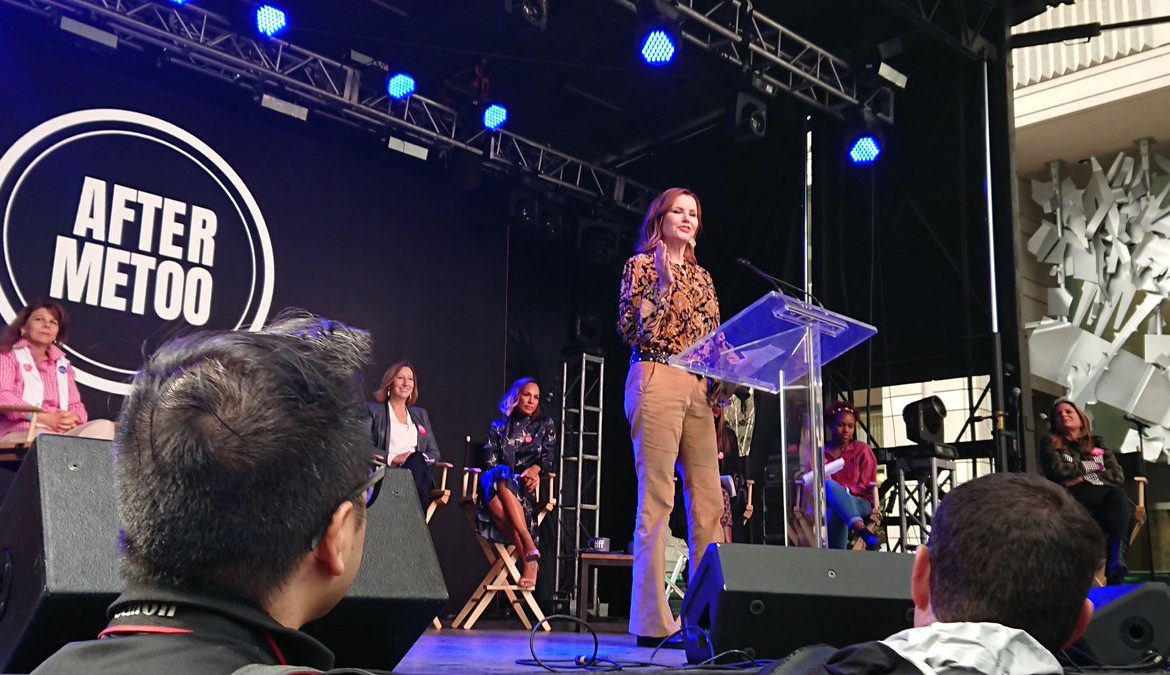 Nine inspiring quotes from TIFF's #ShareHerJourney rally
