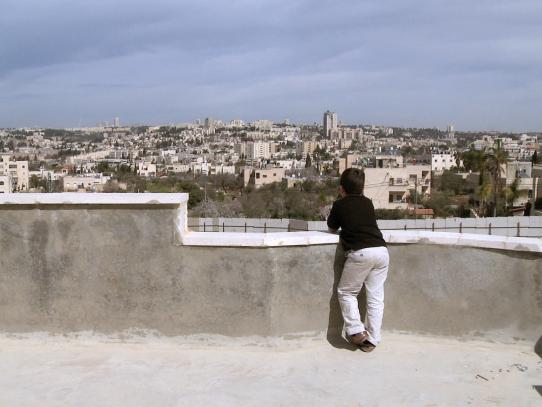 HRW FILM FESTIVAL: P.S. JERUSALEM