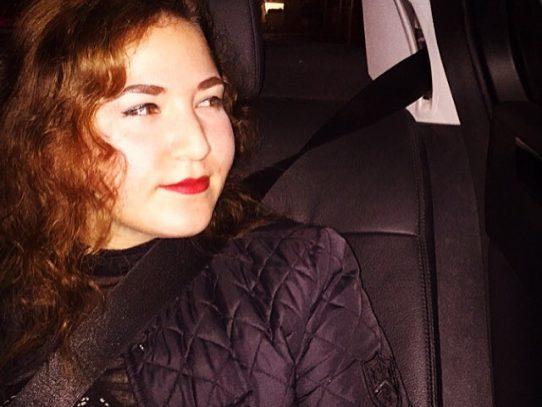 Intern Roza Melkumyan