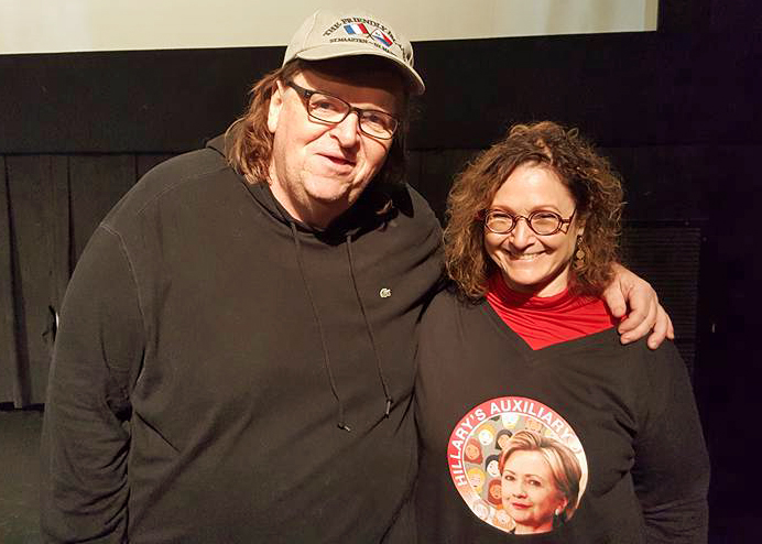 Michael Moore in Trumpland (2016)