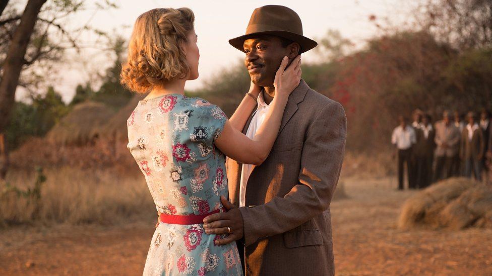 'United Kingdom' director talks onscreen racial divide, offscreen leadership