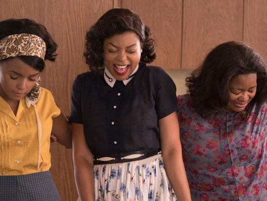 Hidden Figures and the music of the spheres