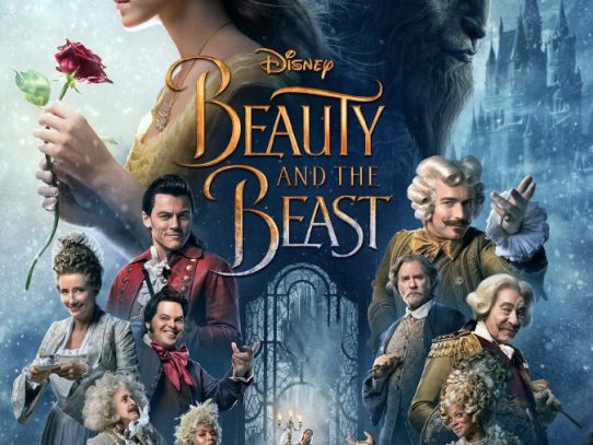 """Showing our love for """"Beauty and the Beast"""""""