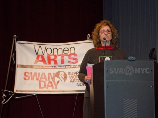 Celebrating the 10th annual International SWAN Day with New York Women in Film & Television