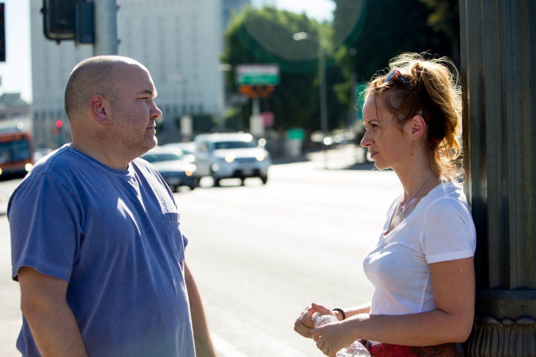 Drifter film 'D-Love' a balancing act for director Elena Beuca