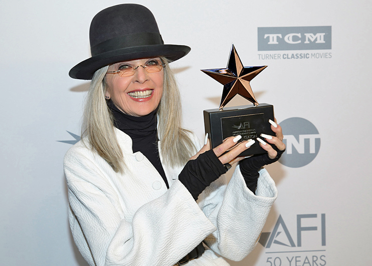 AFI honors the incomparable Diane Keaton