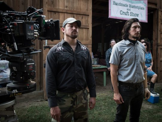 'Logan Lucky' sparks pseudonym speculation