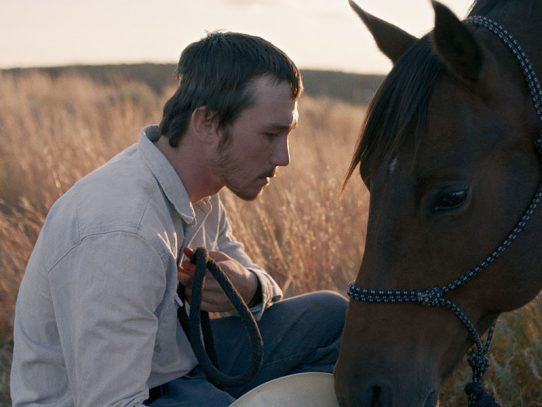 Chloe Zhao redefines life for rodeo cowboy in 'The Rider'