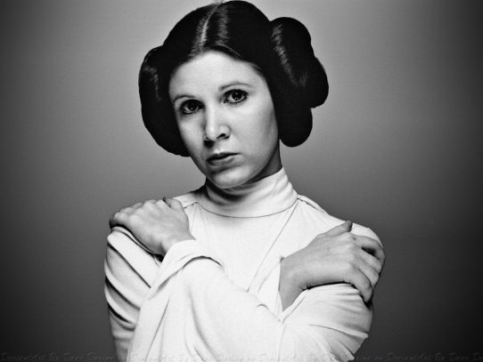 She's Royalty to Me: A Tribute to Carrie Fisher