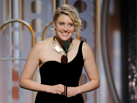 Greta Gerwig nominated for best director Oscar