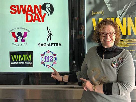 NYWIFT Sponsors Celebrate 11th Annual SWAN Day