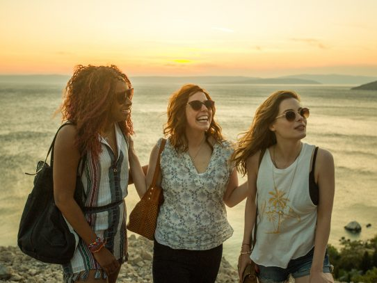 Lauryn Kahn's girls trip inspires new comedy 'Ibiza'