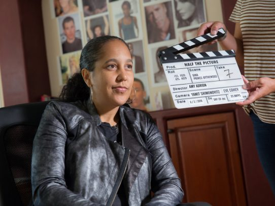 Amy Adrion gives voice to women behind the camera in 'Half the Picture'