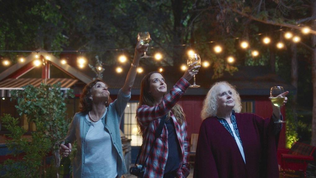 Melanie Mayron premieres 'Snapshots' at Soho International Film Festival