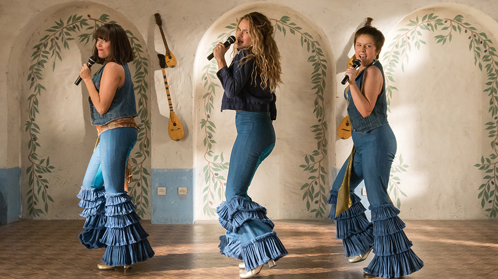 Mamma Mia! Here We Go Again hits wrong note with representation of female sexuality
