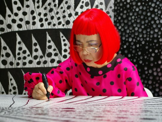 Heather Lenz explores infinite world of 'Kusama'