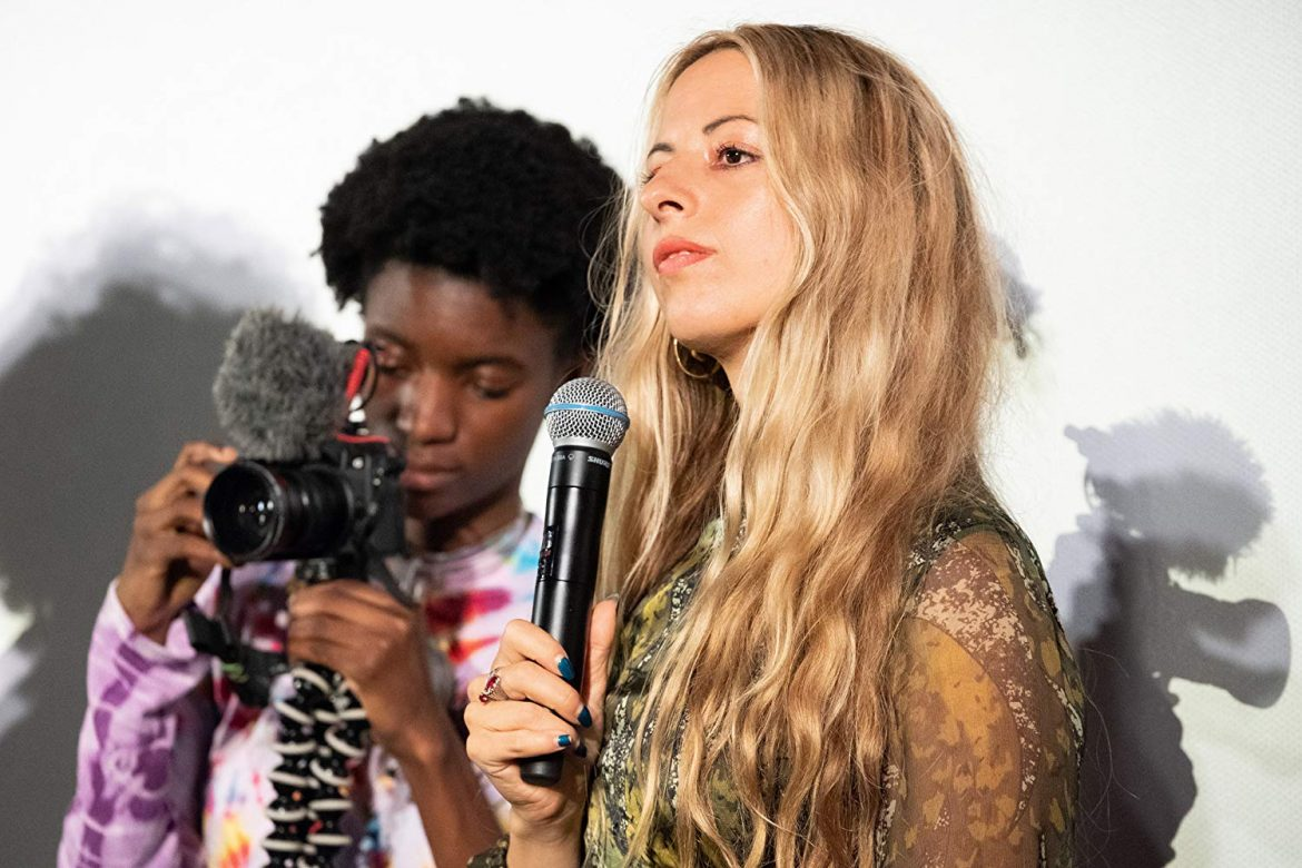 'Skate Kitchen' director Crystal Moselle is part of the shift for women filmmakers