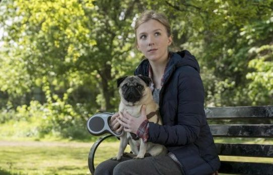 Mandie Fletcher's 'Patrick' offers a classic story of a girl and her dog