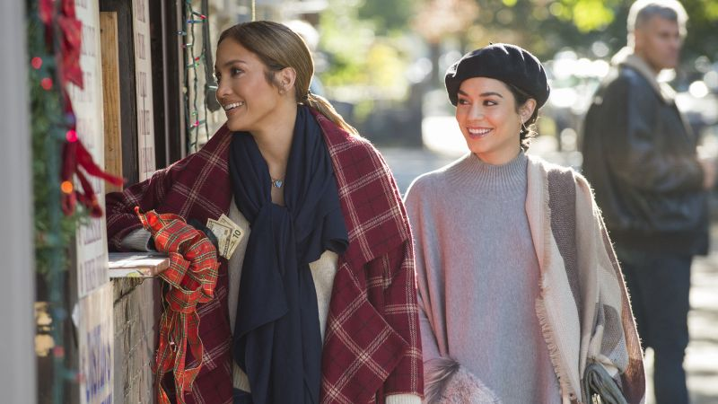 Jennifer Lopez and Vanessa Hudgens star in Second Act.