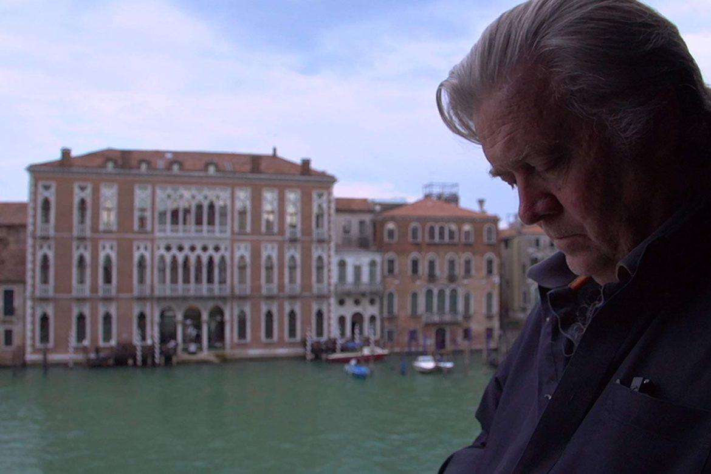 Alison Klayman documents disturbing world of Steve Bannon in 'The Brink'