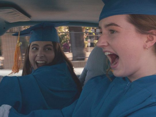 'Booksmart' is for a new kind of nerd