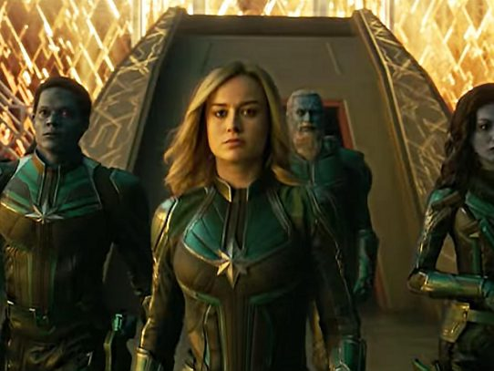 Watch at Home: 'Captain Marvel' & more from female filmmakers