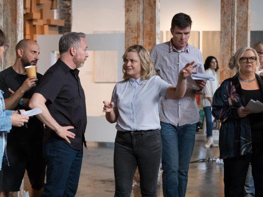 WIF gala honors female directors; Poehler named 'Entrepreneur in Entertainment'